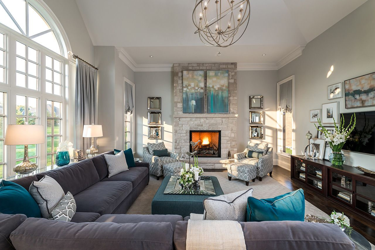 The Best Selection Of Colors To Redecorate Your Living