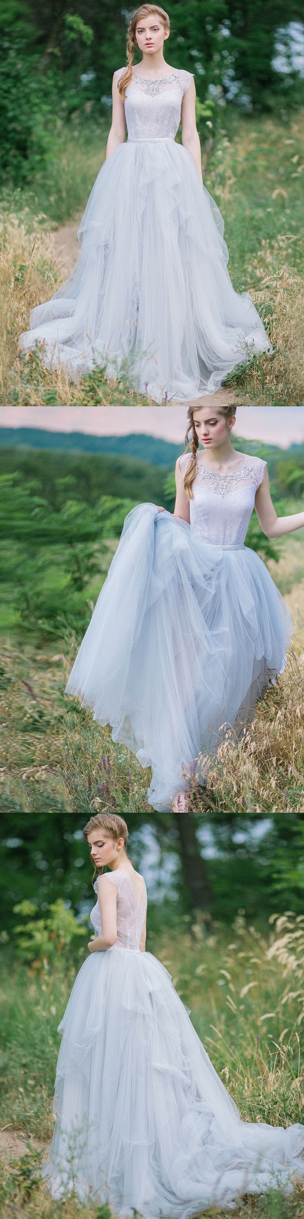 A line tulle prom dress cheap african long beautiful prom dress