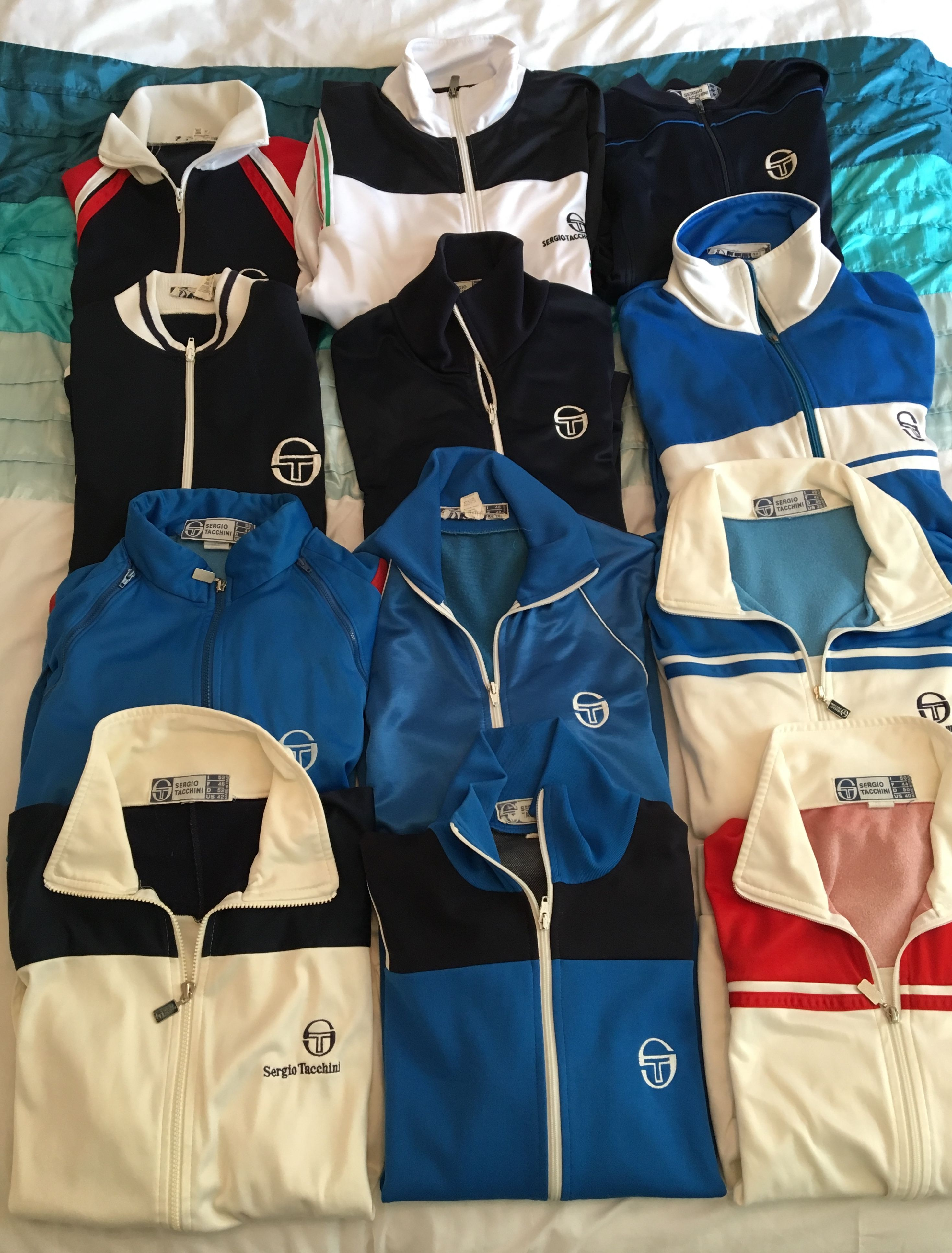 OG sergio Tacchini - Sale! Up to 75% OFF! Shop at Stylizio for women s and  men s designer handbags 776a3380e
