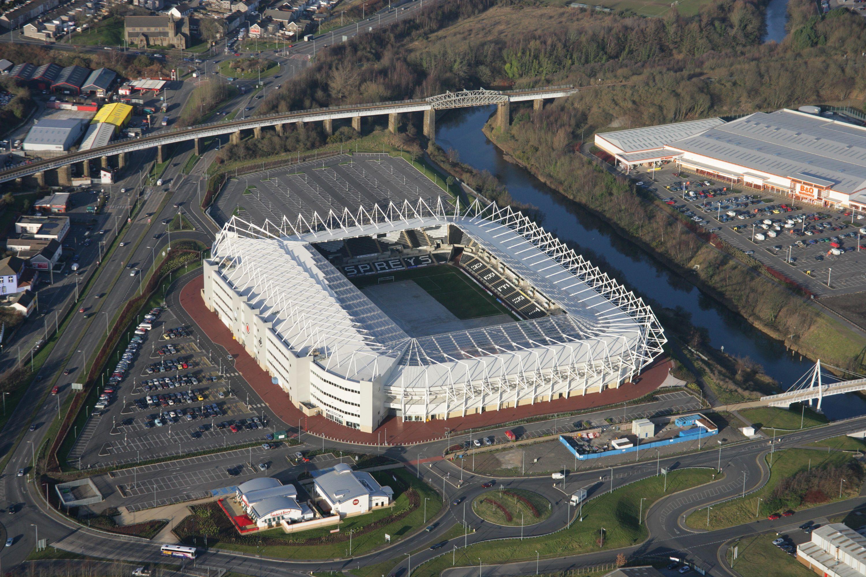 Swansea Liberty Stadium Swansea City Stadium Swansea