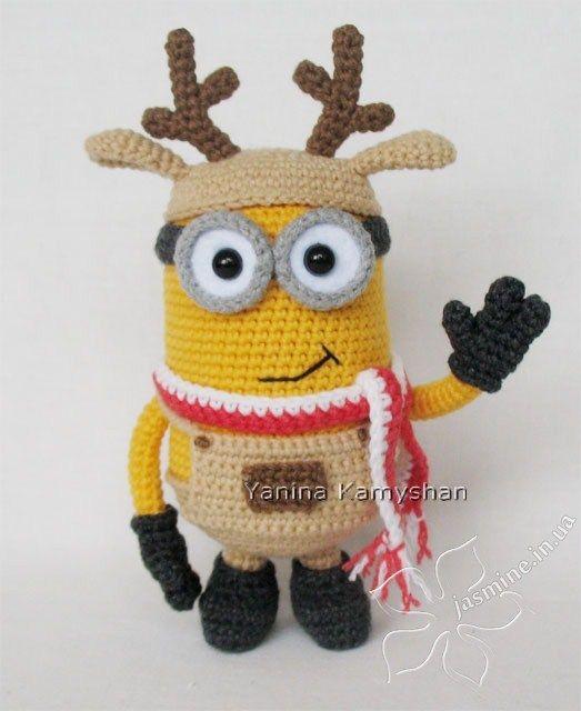 Pin von Kathy Johnson auf Crochet Toys | Pinterest | Häkelideen ...