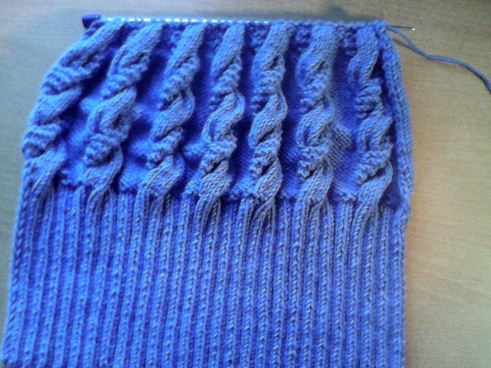 Схемы вязания из alize