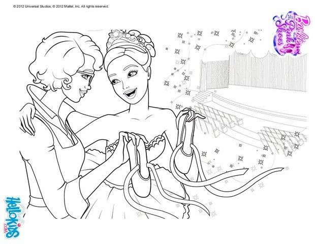 Hailey\'s Kristyn best friend Barbie coloring page. More Barbie ...