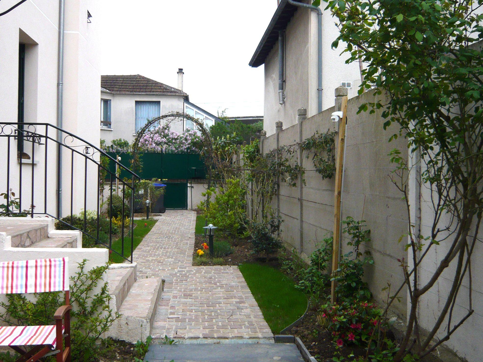 amnagement dun petit jardin de ville - Amenagement D Un Petit Jardin De Ville