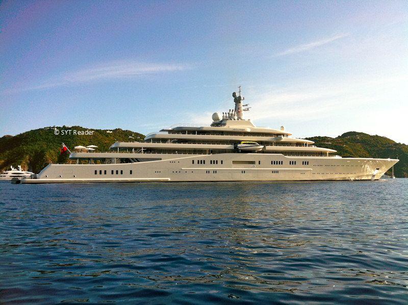 Eclipse Yacht Interior Photos Eclipse The World S Largest