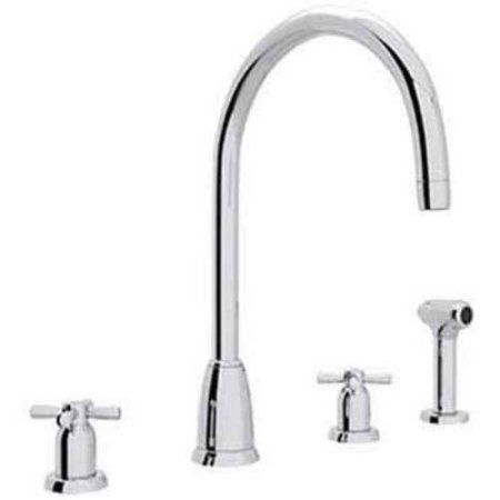 Home Improvement Faucet Polished Nickel Bathroom Faucets