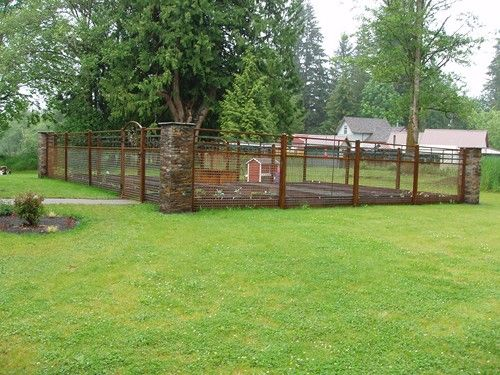 Veggie Garden Iron Gates And Fencing Iron Raised Beds