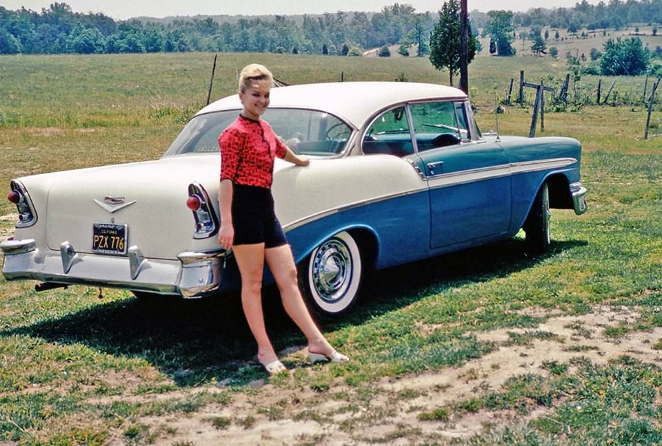 Vintage shots from days gone by! in 2020 Chevrolet bel