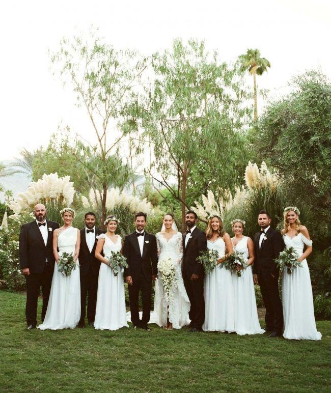 Inside A Postcard Worthy Palm Springs Wedding It Was A Dream I