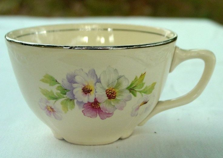 Homer Laughlin Virginia Rose | Homer Laughlin China ~ Virginia Rose | Antiques & Collectibles
