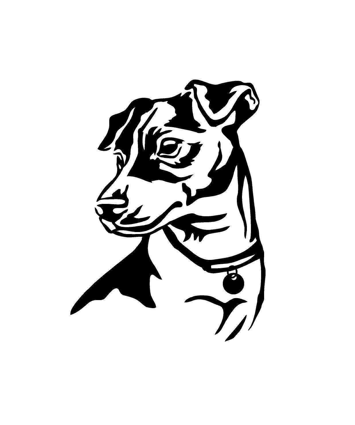 Jack Russell Dog Decal Custom Vinyl Car Truck Window