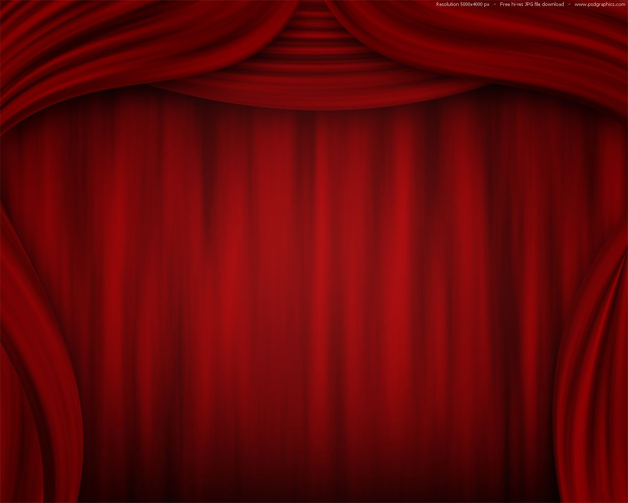 Red velvet curtains stage - Theatrical Curtain Old Fashioned Elegant Theater Stage With Red Velvet Curtains Description From Curtainss