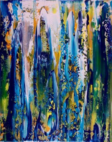Abstract Terrain (Far shores)