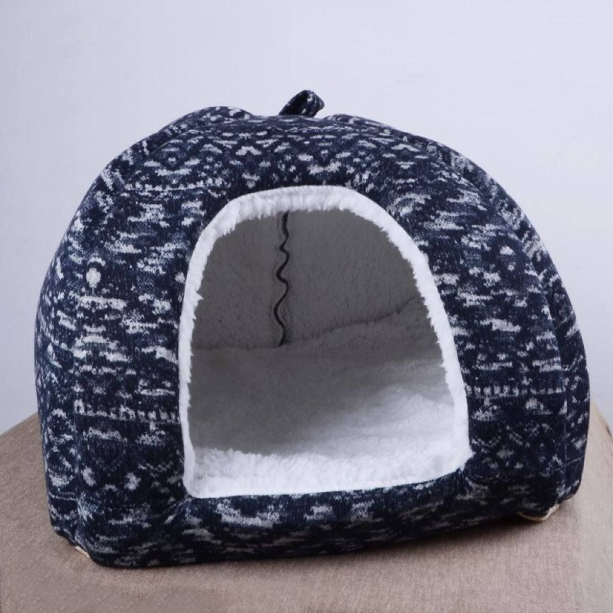 Small And Medium Sized Kennel Cat Nest Supplies Bed Four