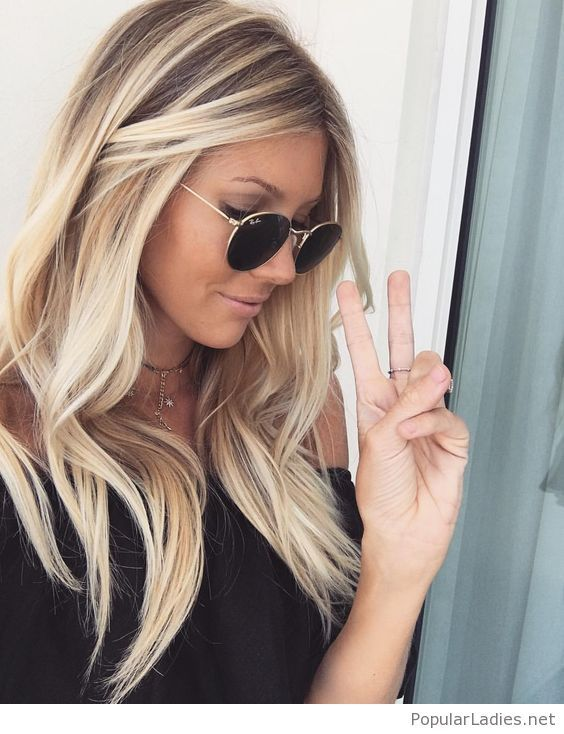 This Is The Beach Blonde Perfection Hairs Pinterest Blonde
