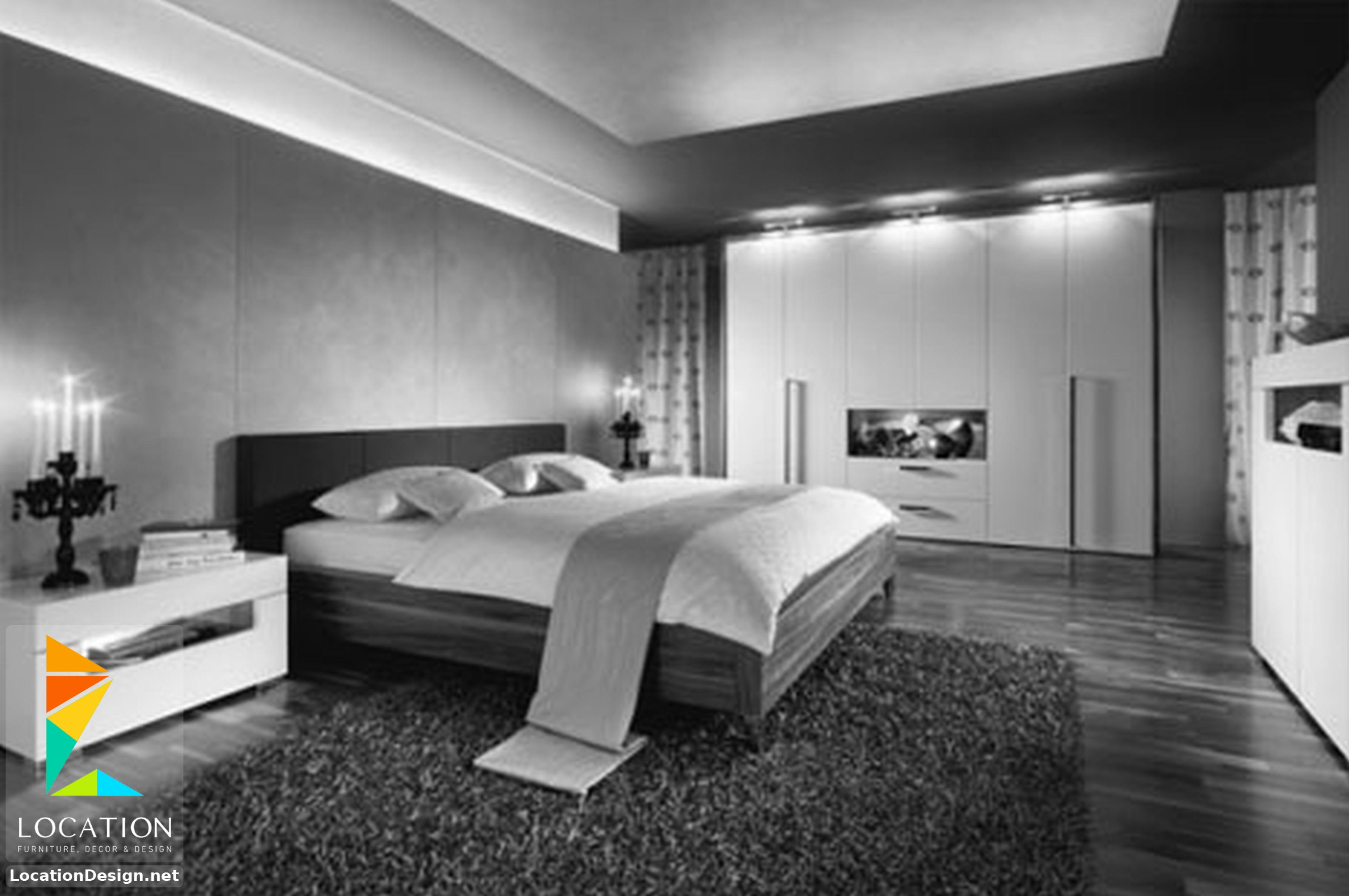 اخترنا لك تشكيلة جديدة من اجمل غرف نوم للعرسان مصرية 2019 2020 فغرفة نومك هي مملكتك الخاصة Industrial Style Bedroom Minimalist Bedroom Luxury Bedroom Decor