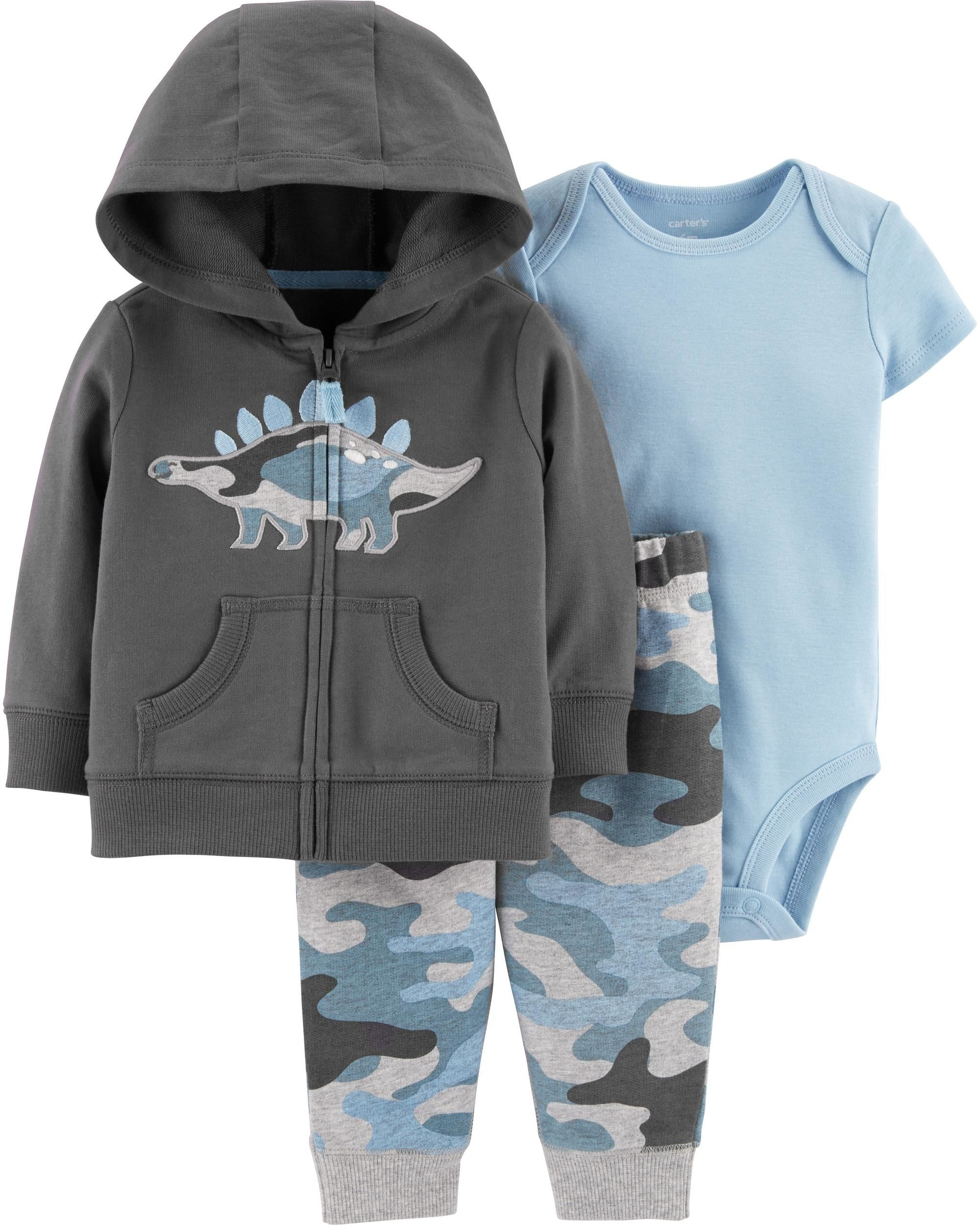 901748000 3-Piece Little Jacket Set | Baby Clothes | Carters baby clothes ...