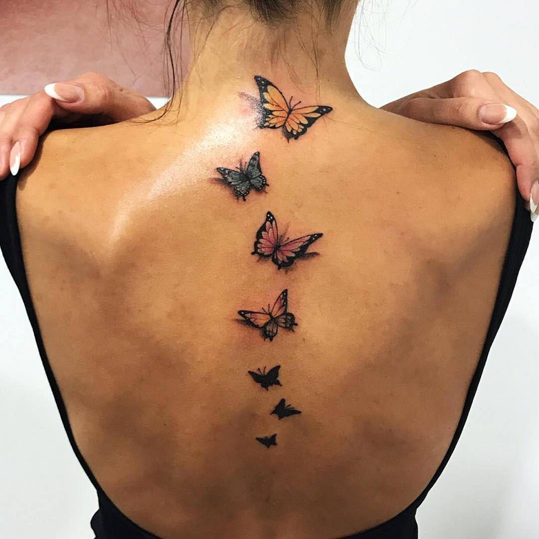 Photo of Schmetterling Tattoos | die Magie und Zartheit, die sich hinter diesem Tattoo verbirgt