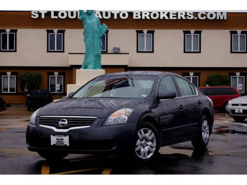**2009 NISSAN ALTIMA 2.5S**NONSMOKER**LOWMONTHLY PYMTS