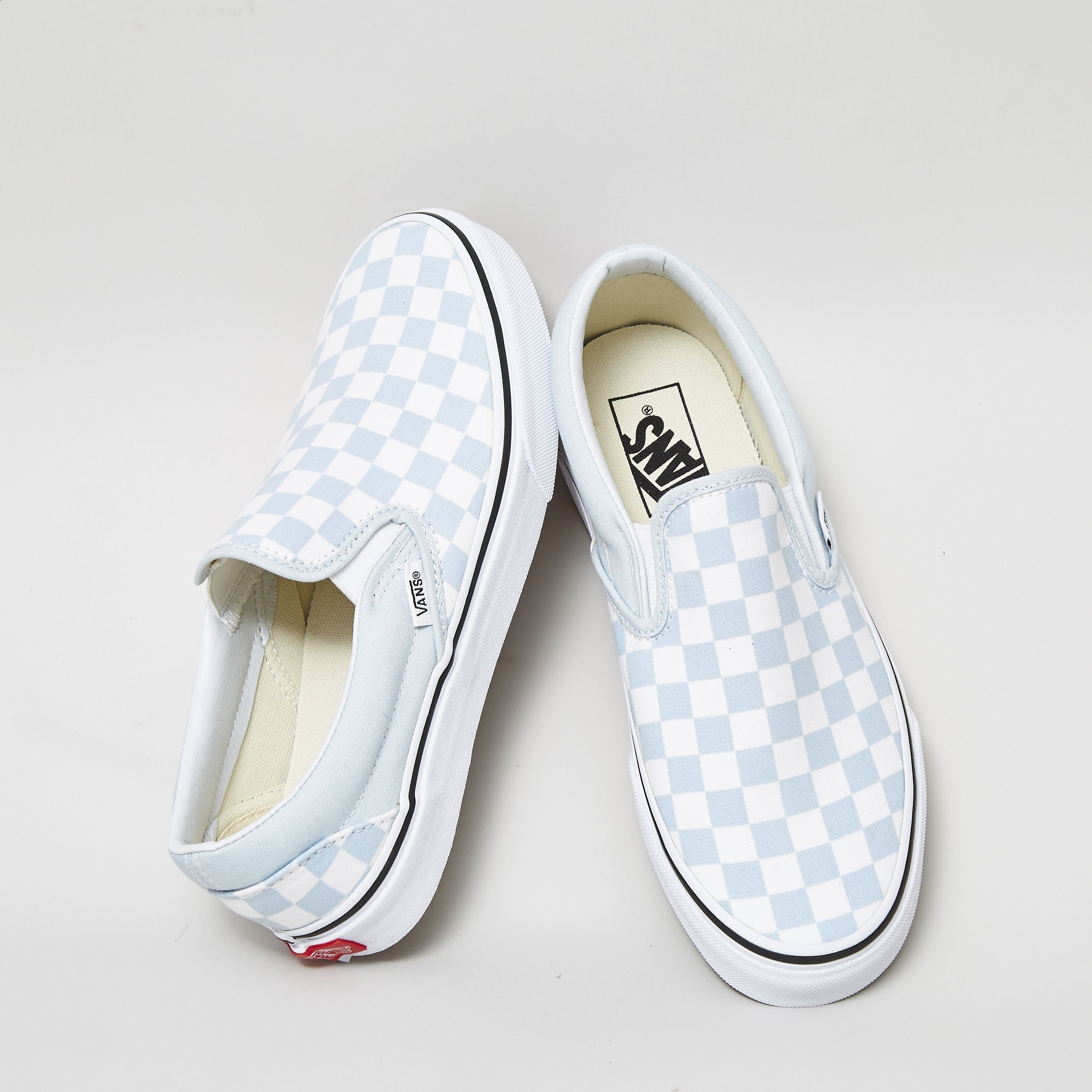 Slip On | Shop Shoes in 2020 | Vans checkerboard slip on