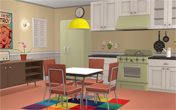 mid century modern dining and style set sims 3 download. sims mid century modern dining and style set 3 download n