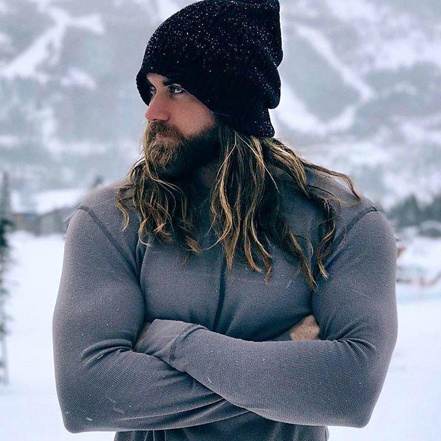 how to grow a long beard naturally