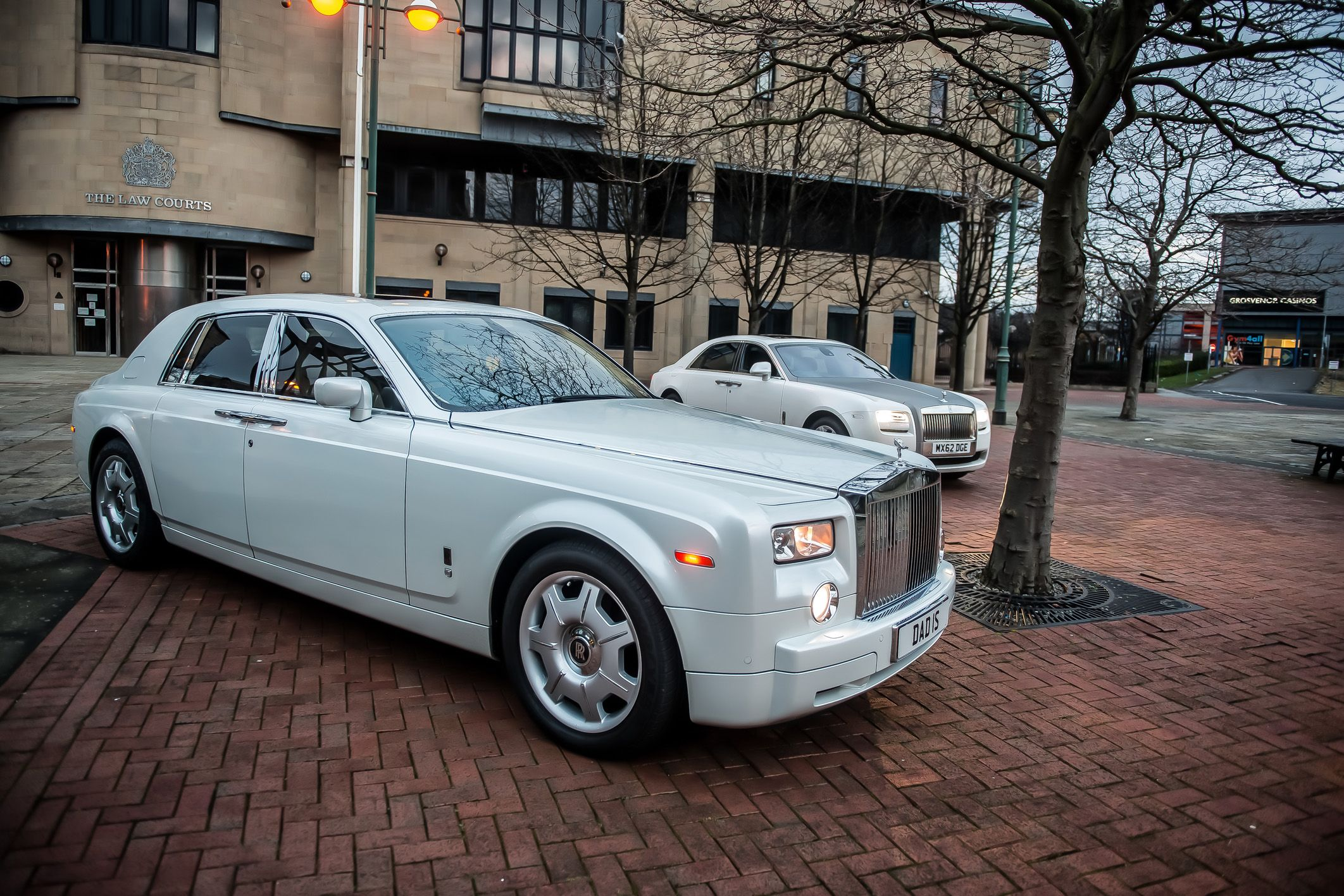 Platinum Rolls Royce Phantom Hire Huddersfield | Luxury | Pinterest ...