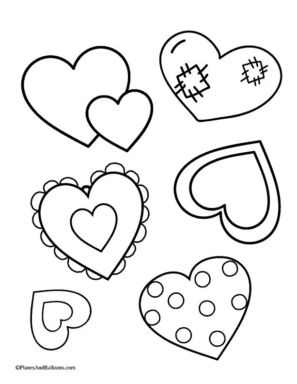 Valentines Day Worksheets For Preschool Kids Prek Valentine Coloring Pages Valentine Coloring Sheets Valentines Day Coloring Page