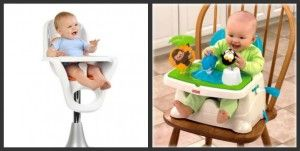 High Chair Vs Booster Seat Must Have Baby Products And Gear
