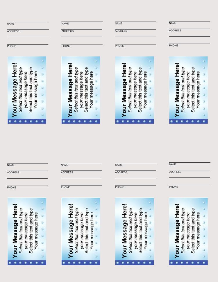 Free Printable Raffle Ticket Template Download from i.pinimg.com