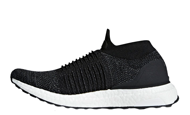 23af9318874 Find out all the latest information on the adidas Ultra Boost Laceless Black  Womens