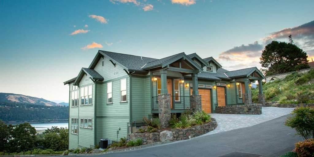 Hillside Walkout Basement House Plans Designs 9883