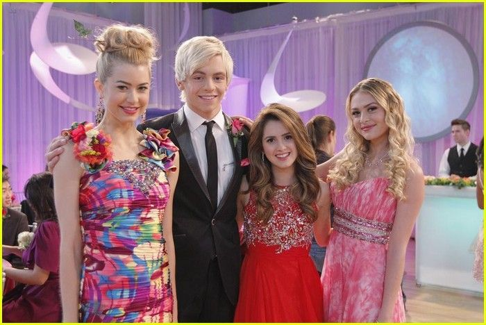 Is austin dating ally in austin and ally what did the note