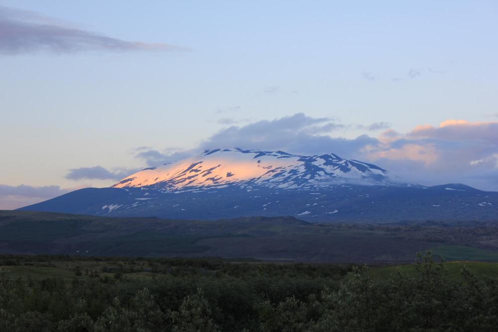 Icelandic Volcanoes Volcano types, Weather station