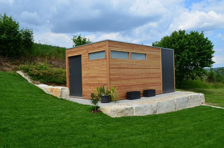 gartenh user die traumgarten ag piscine pinterest gartenh user g rten und schuppen. Black Bedroom Furniture Sets. Home Design Ideas