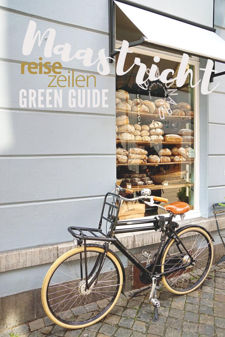 Green Guide Maastricht Shopping Cafes Restaurants