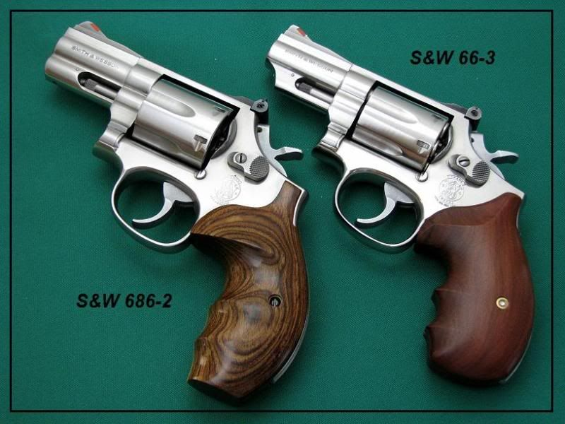 Smith And Wesson Model 66 Vs 686 Find Our Speedloader Now