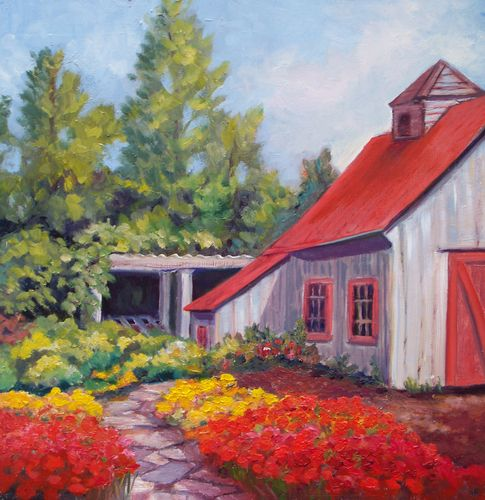 Callaway Gardens Garden Shed. Note Cards Available 8 Per