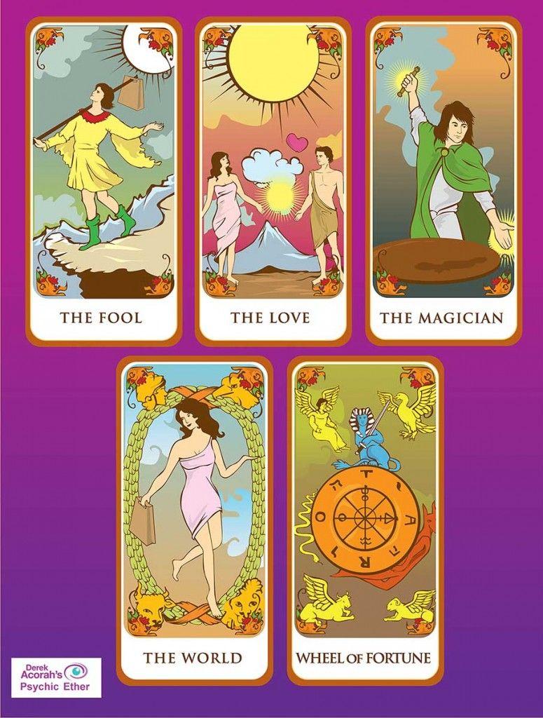 tarot card images royalty free