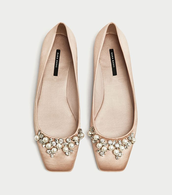 20 Pairs Of Pretty Flat Shoes You Can Get Married In