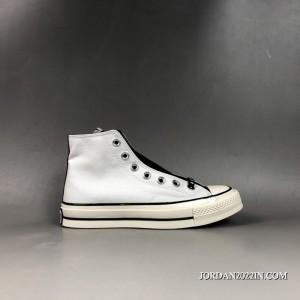 Women/Men Converse Chuck 70 Psy-Kicks High Top White/Black/Egret New Style