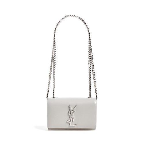 Saint Laurent Ysl Monogram Small Kate Chain Crossbody