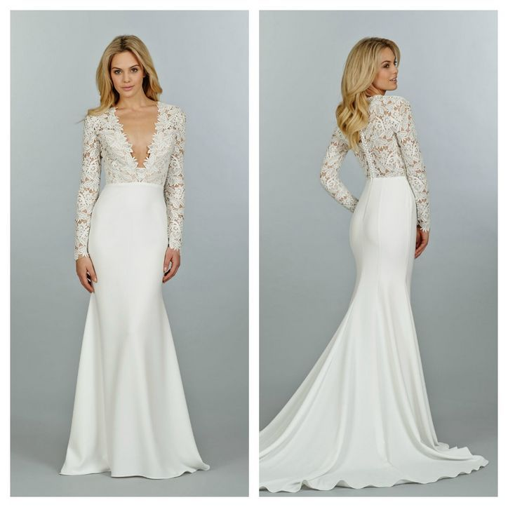 7 Lovely Lace Wedding Dresses Inspired By Kim Kardashian S 53 21