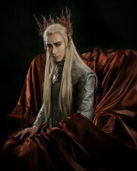 Elf cosplay lotr tolkien elves thranduil thehobbit lordoftherings elvenking the hobbit bofa