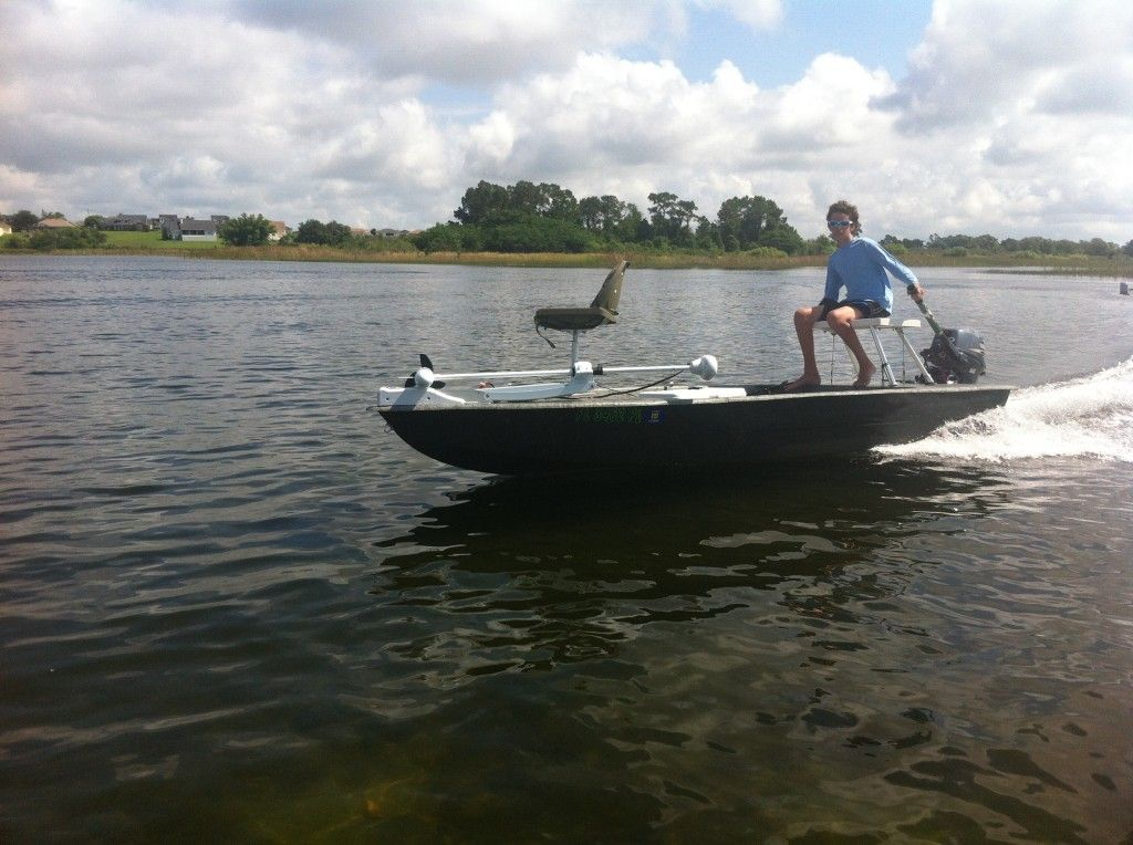 2013 inshore power boat 14 5 w 20 hp yamaha skiff porn for Fly fishing boats