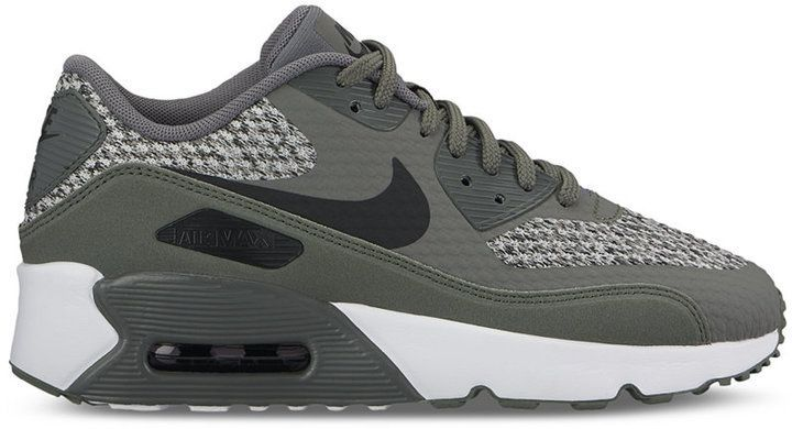 Nike Boys' Air Max 90 Ultra 2.0 Se Casual Sneakers from