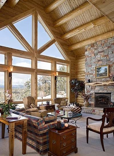 Rustic Cabin Meets Cottage Style Edgewater Design Group Styles