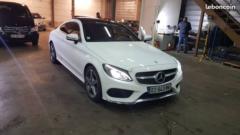 Mercedes Classe C Coupe Full Options Amg Mercedes Classe C Coupe Mercedes Classe A Classe C