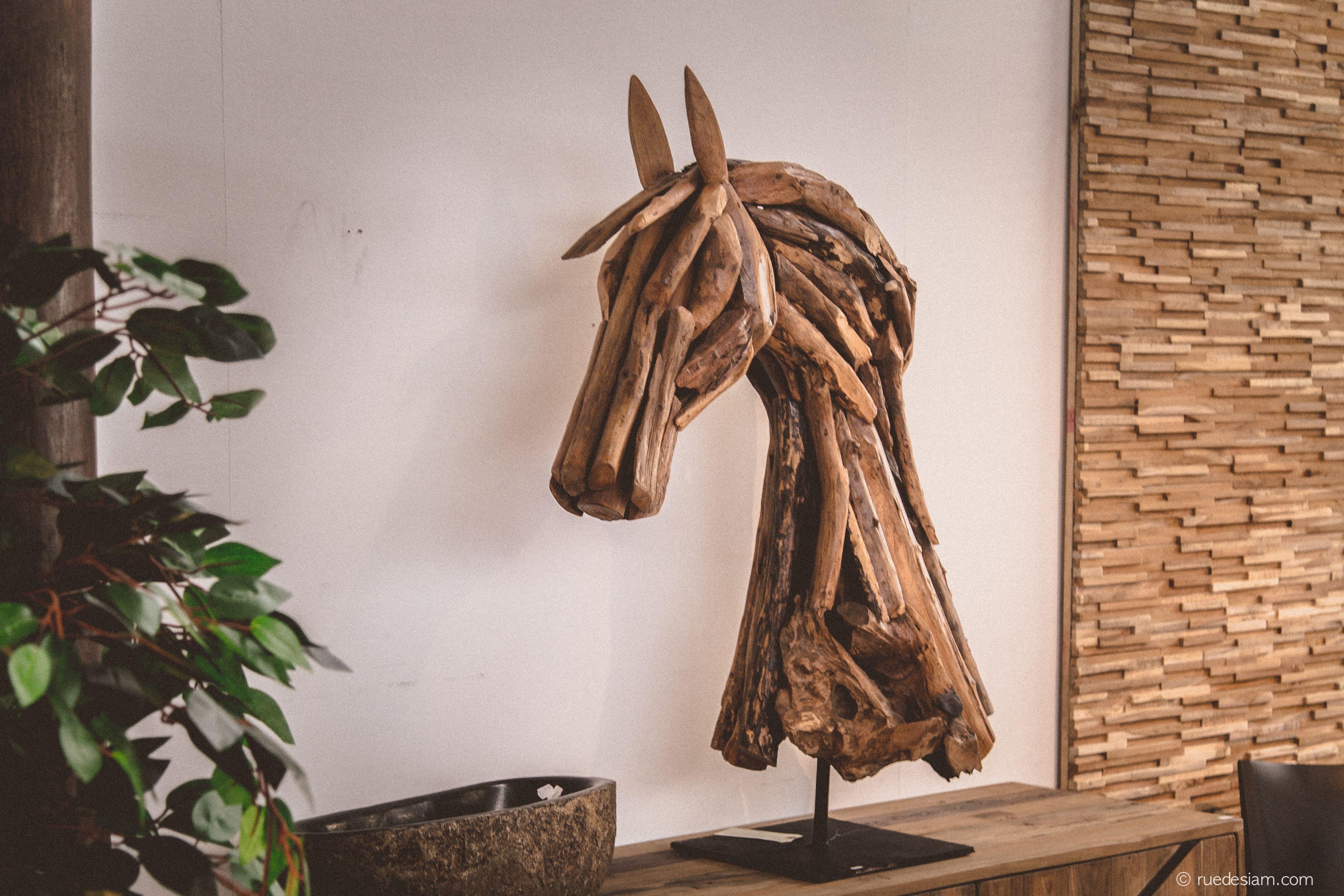 Meuble teck recyclé contemporain - Antiquités chinoises - Meubles ...