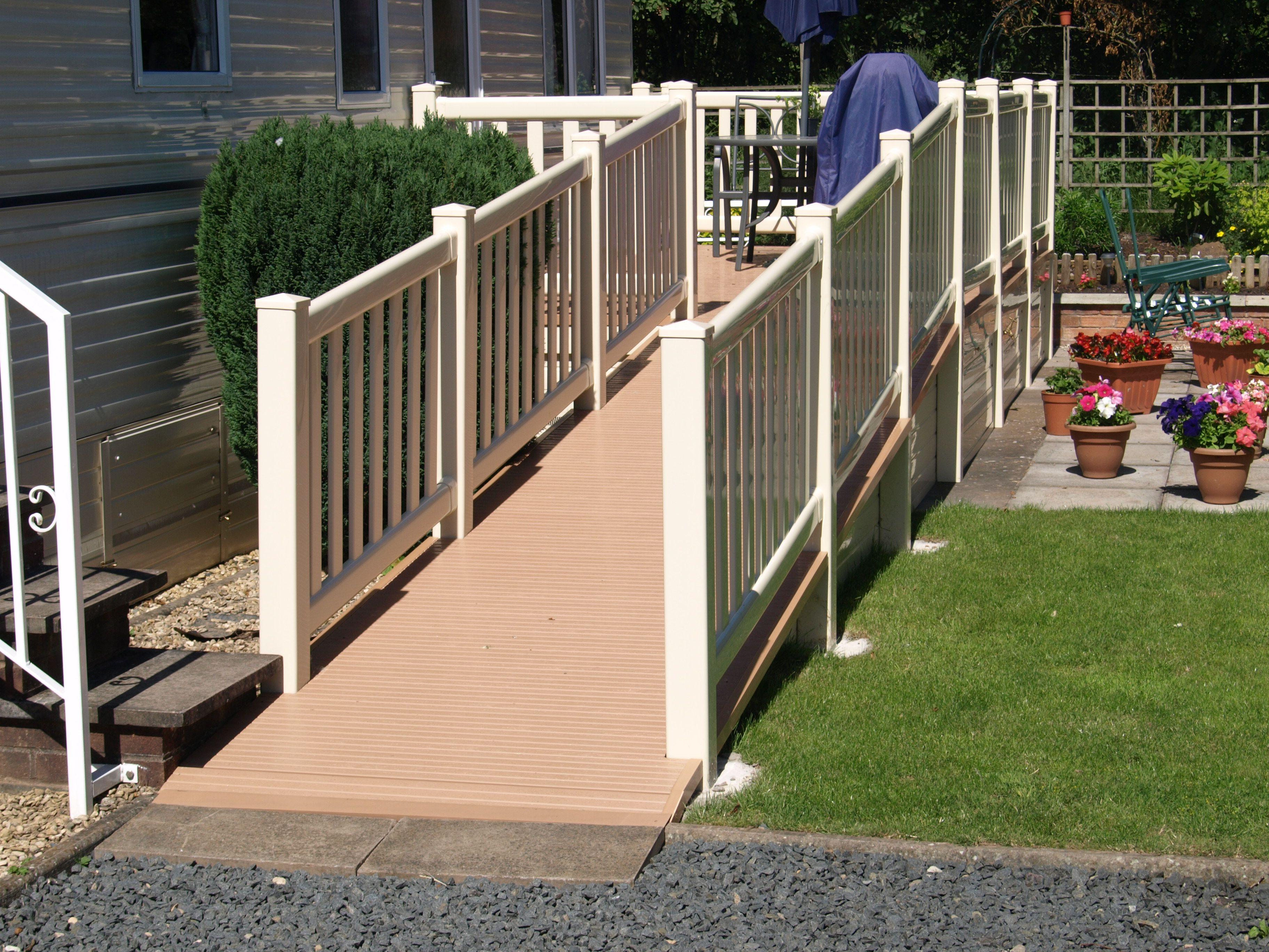 Best Online Dealers Wpc Hand Railing Porch Wood Plastic 400 x 300